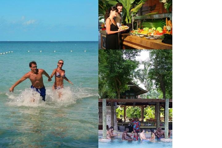 Gardenia Resort Negril photo collage