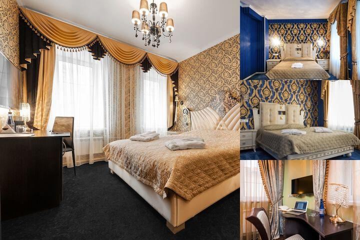 Apart Hotel Sukharevskiy photo collage