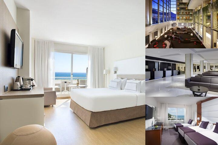 Melia Sitges photo collage