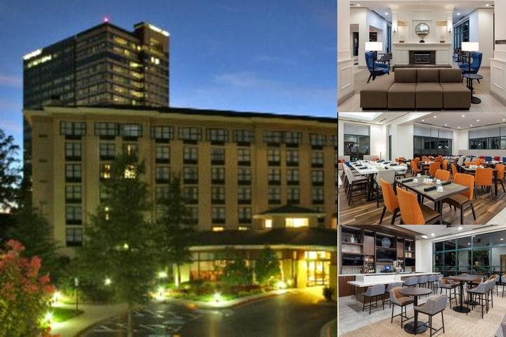 Hilton Garden Inn Atlanta Perimeter Center photo collage