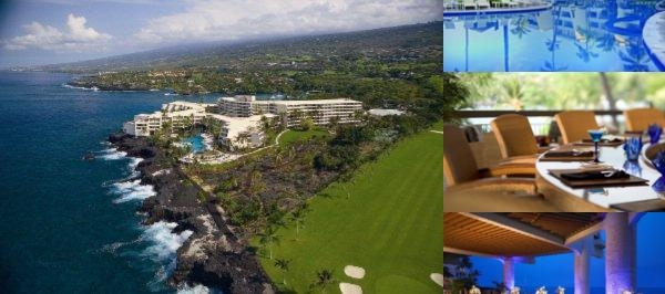 Sheraton Kona Resort & Spa at Keauhou Bay photo collage