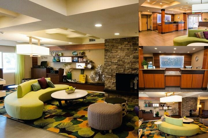 Fairfield Inn by Marriott St. George photo collage