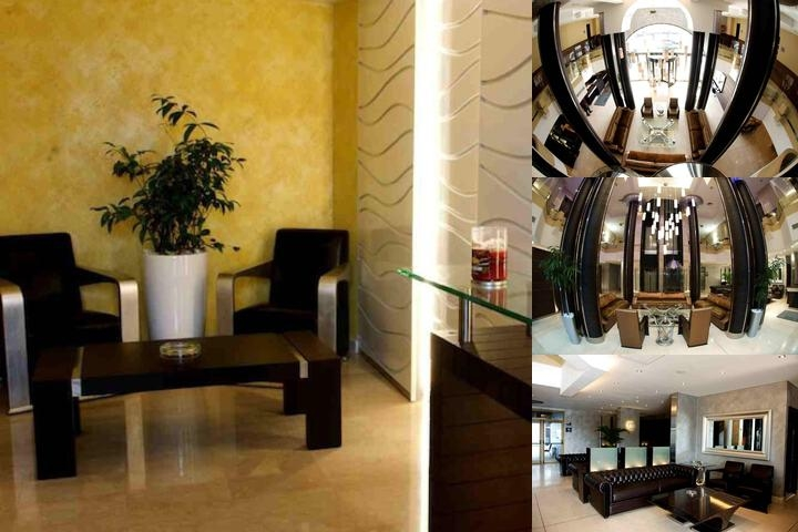 The Avenue Suites photo collage