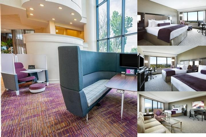 Crowne Plaza San Jose Silicon Valley photo collage