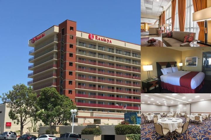 Clarion Hotel National City San Diego South photo collage