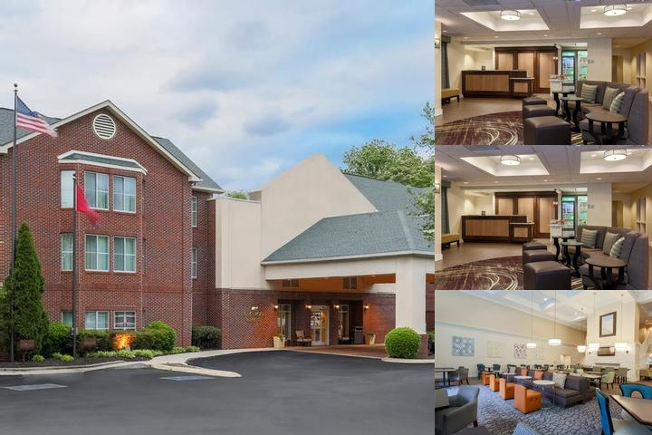 Homewood Suites Nashville Airport photo collage