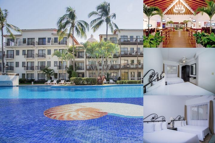 Raintree's Villa Vera Puerto Vallarta photo collage