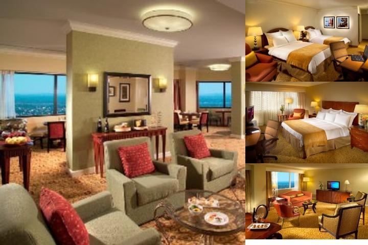 Sheraton Memphis Downtown Hotel photo collage