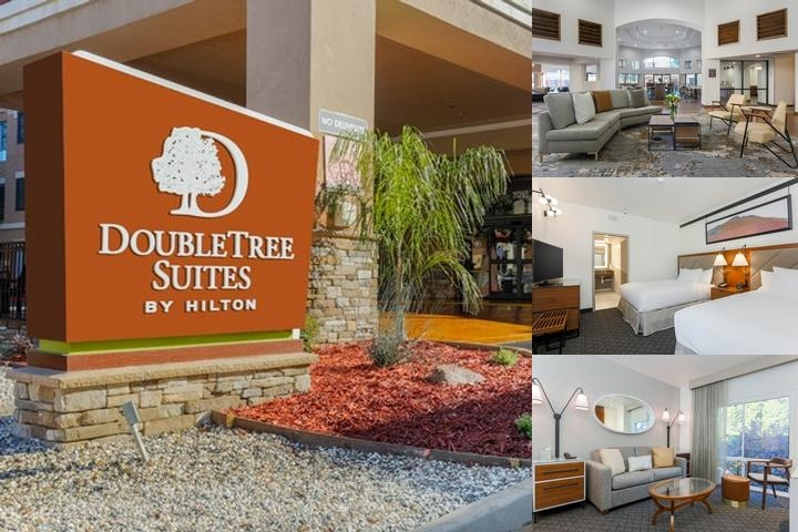 Sunrise Hotel & Suites Sacramento / Rancho Cordova photo collage