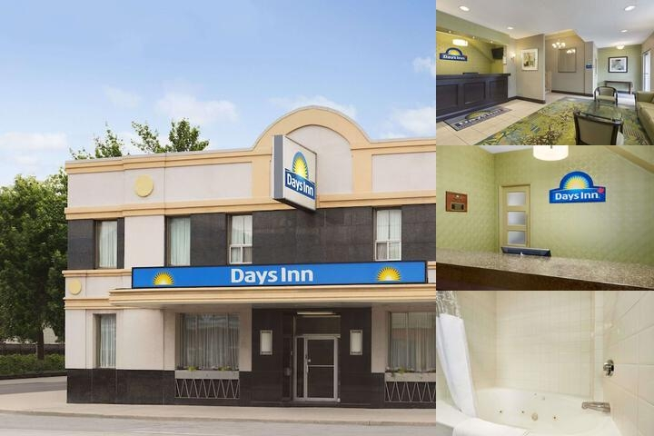 Days Inn Toronto East Beaches photo collage