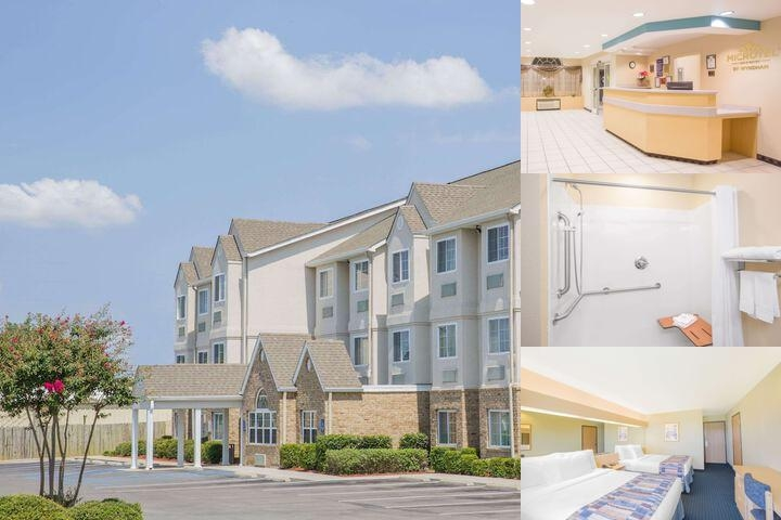 Microtel Inn & Suites by Wyndham Albertville photo collage