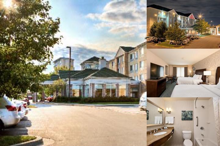 Hilton Garden Inn Overland Park Overland Park Ks 5800 College 66211