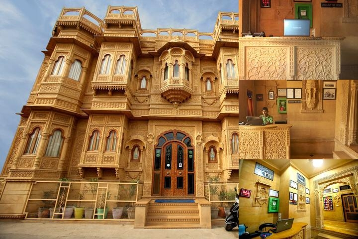 Hotel Royal Haveli photo collage
