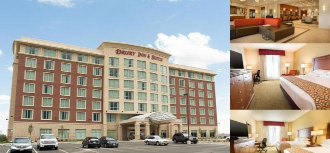 Drury Inn & Suites Denver Stapleton photo collage