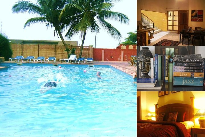 Accra Royal Castle Apartments & Suites photo collage