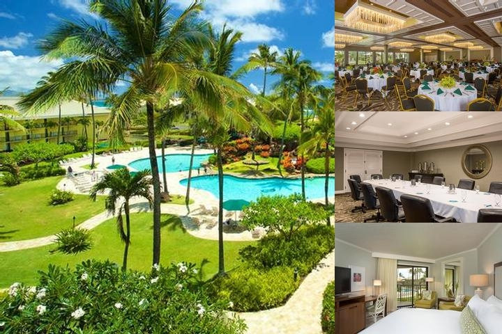 Aqua Kauai Beach Resort photo collage