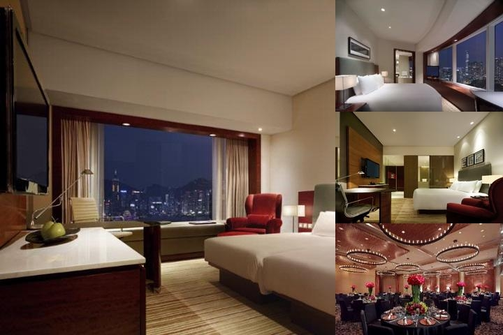 Hyatt Regency Hong Kong Tsim Sha Tsui photo collage