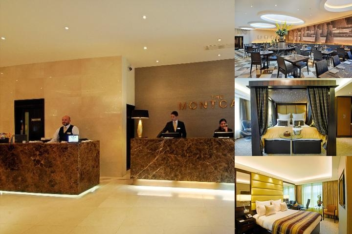 Montcalm London Marble Arch photo collage