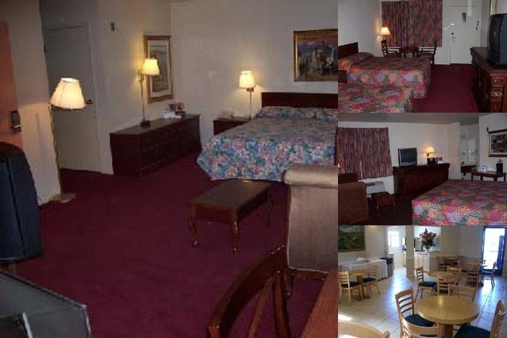 Rodeway Inn Magic Mountain photo collage