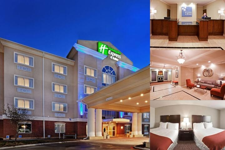 Holiday Inn Express Hotel & Suites Stephenville photo collage