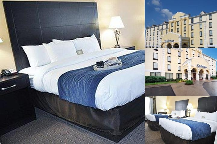Comfort Inn Oak Ridge photo collage