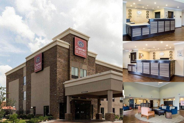 Comfort Suites Westbelt Beltway 8 by Westchase photo collage