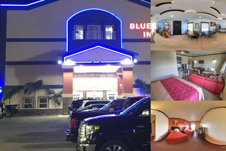 Blue Bay Inn & Suites photo collage