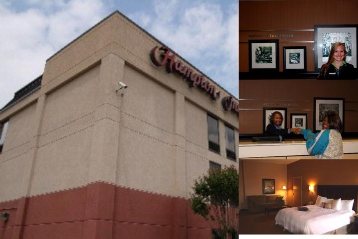 Hampton Inn Tuscaloosa East photo collage