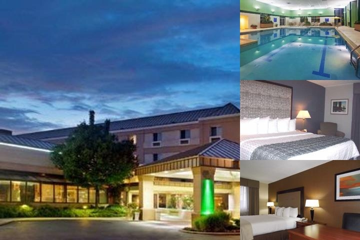 Holiday Inn & Suites Carol Stream photo collage