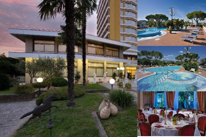 Hotel Terme Augustus photo collage