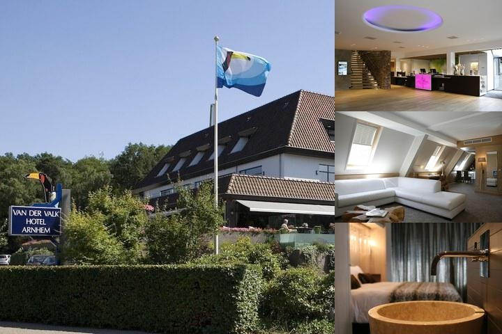 Van Der Valk Hotel Arnhem photo collage