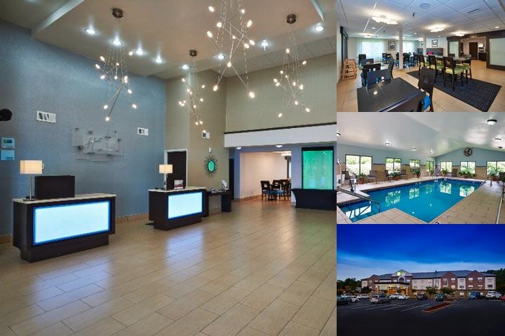 Holiday Inn Express Pelham photo collage