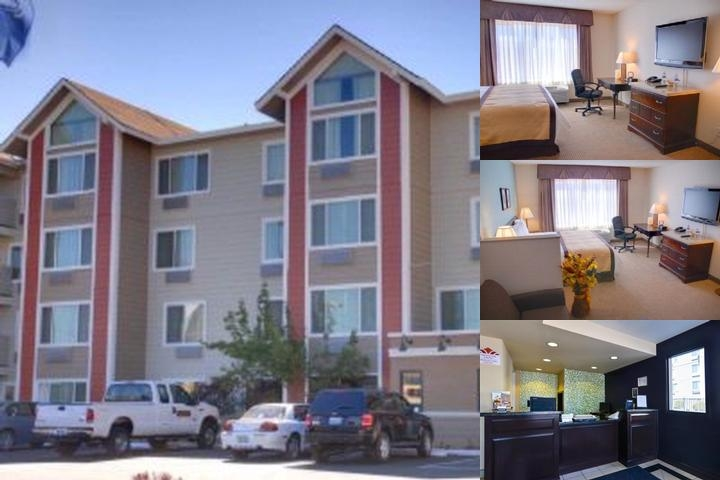 Baymont Inn & Suites Reno photo collage