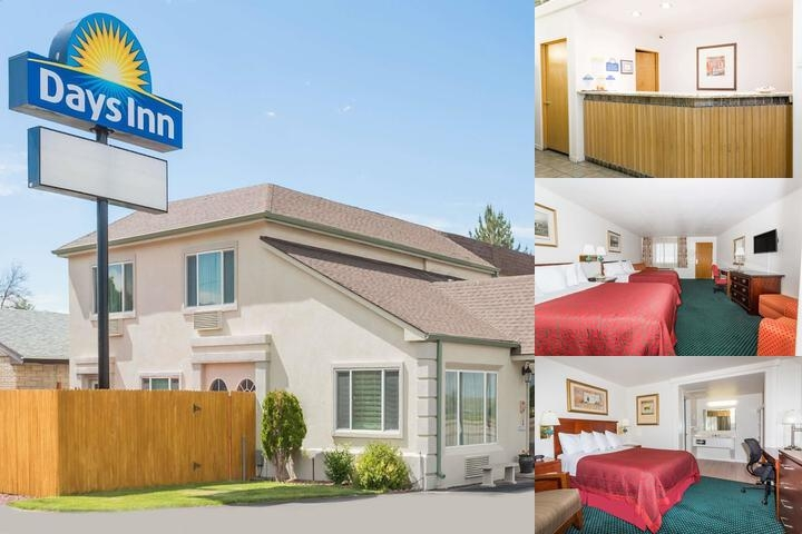 Days Inn Kimball photo collage