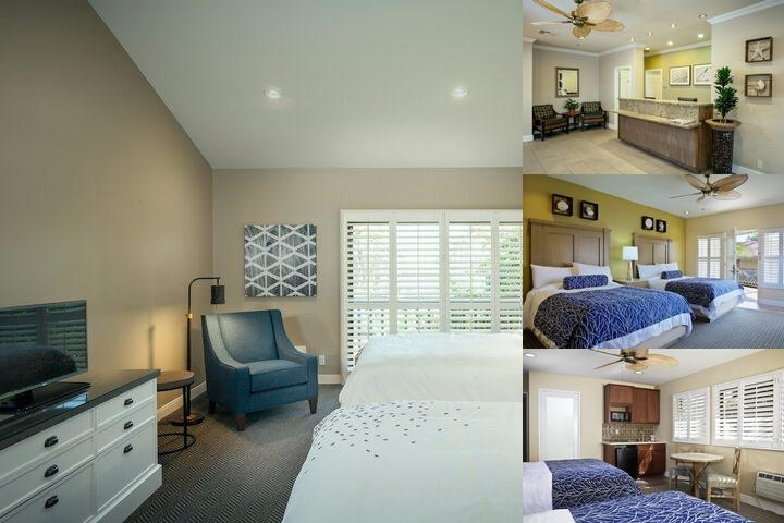 Pacific Shores Inn photo collage