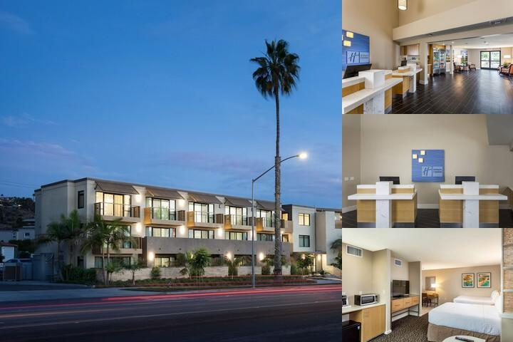 Holiday Inn Express & Suites La Jolla photo collage