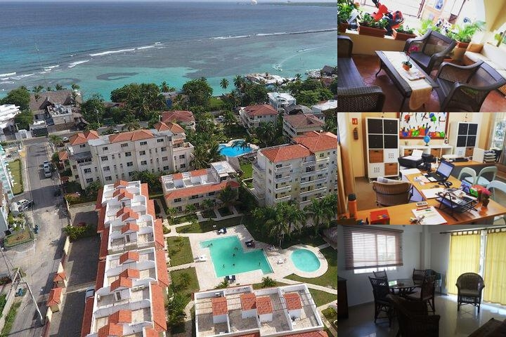 Residencial Las Palmeras photo collage
