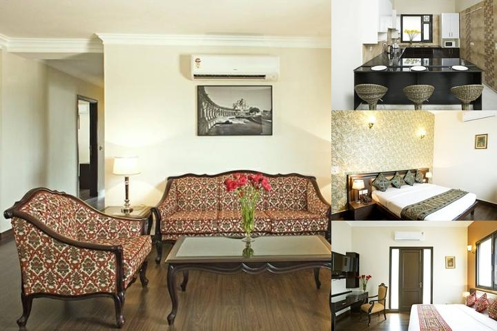 Connaught Mews Stallen Apartments photo collage