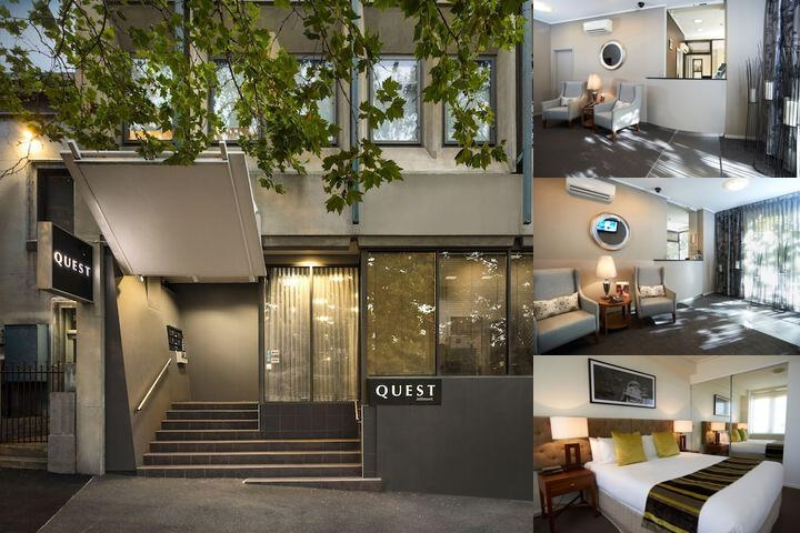 Quest Jolimont photo collage