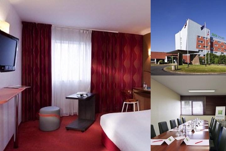 Ibis Styles Peronne Assevillers photo collage