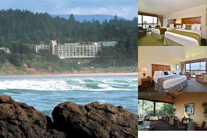 Best Western Agate Beach Inn photo collage