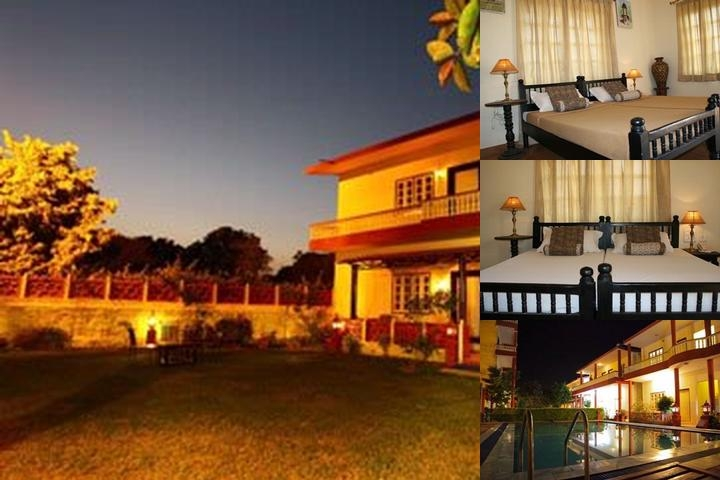 Hotel Ananta Palace Ranthambhore photo collage