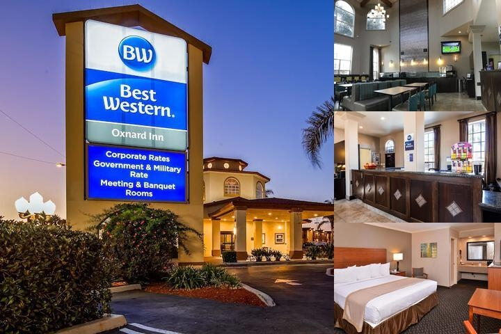 Best Western Oxnard Inn photo collage