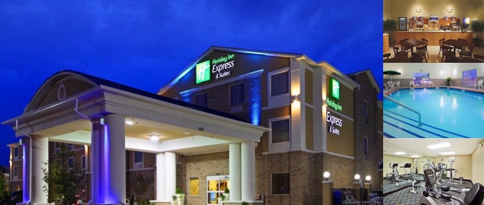 Holiday Inn Express & Suites Ironton photo collage
