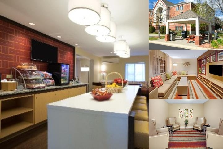 Hawthorn Suites Northbrook Wheeling photo collage