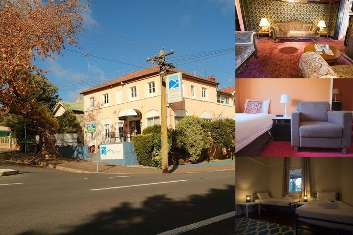 Hotel Blue & Conference Centre photo collage