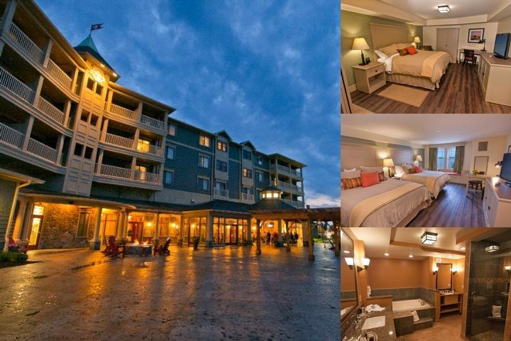 1000 Islands Harbor Hotel Photo Collage