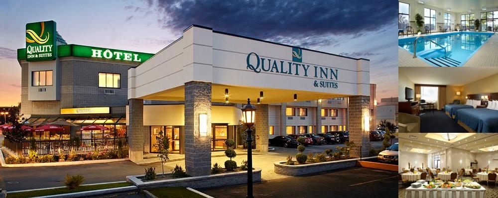 Quality Inn & Suites Brossard photo collage
