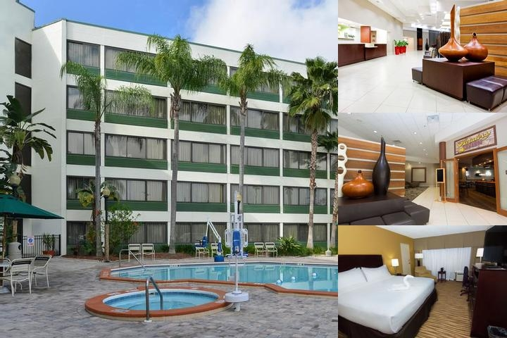 Holiday Inn St. Petersburg North Clearwater photo collage