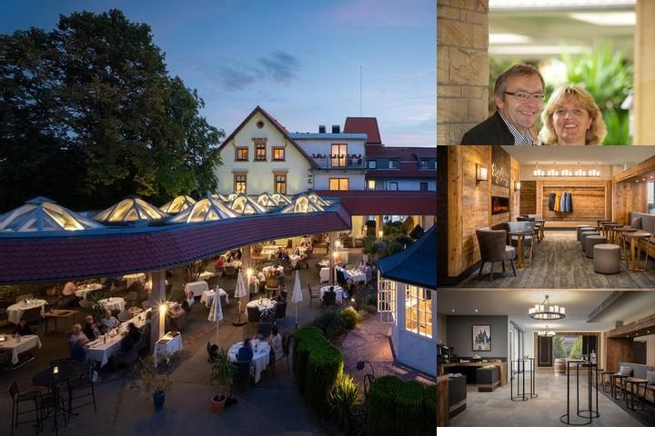 Ringhotel Winzerhof photo collage